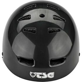 TSG Skate/BMX Injected Color Kask rowerowy Mężczyźni, injected black